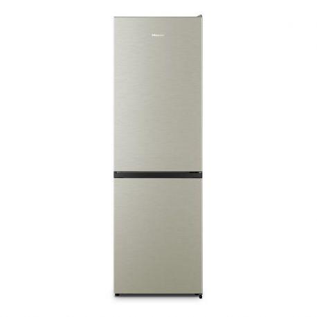 Chladnička s mrazničkou Hisense RB390N4AC2 nerez
